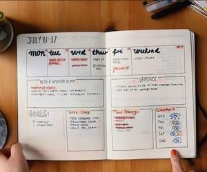journal, kalender, and organizer image