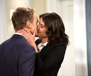 cobie smulders, how i met your mother, and neil patrick harris image