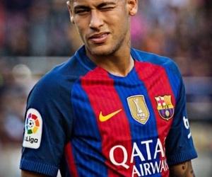 neymar, Barca, and Barcelona image