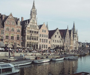belgium, travel, and a born traveller image