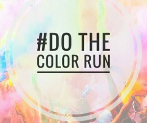 color, life, and run image