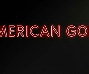 american, Gaiman, and gods image