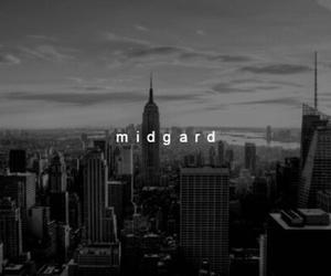 history, modern midgard, and north image