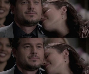 grey's anatomy, lexie grey, and mark sloan image