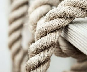 rope and white image