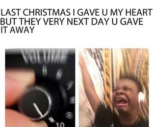 bitch, christmas, and funny image