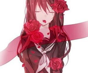 anime girl, anime, and kagerou project image