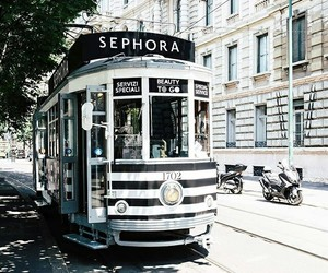 sephora, city, and indie image