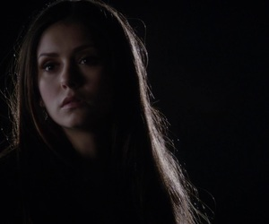 the vampire diaries, elena gilbert, and Nina Dobrev image