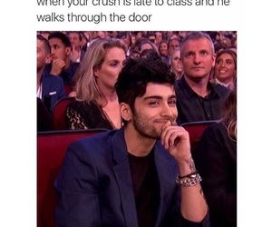 crush, funny, and zayn image