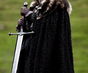 dead, game of thrones, and ned stark image