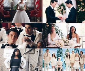 glee, tina cohen chang, and rachel berry image