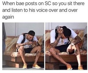 adorable, boyfriend, and meme image