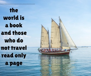 inspiration, quote, and travel image