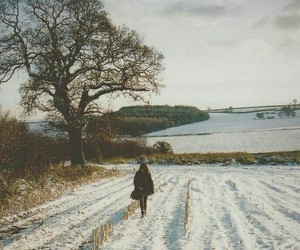caption, cold, and girl image