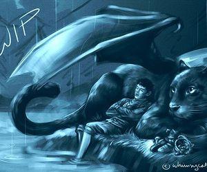 merlin and merlin and freya image