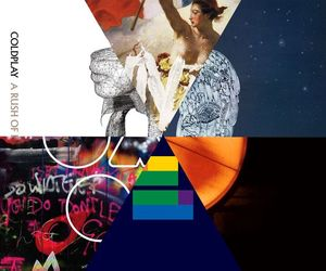 coldplay, albums, and music image