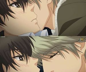 *-*, anime, and Super Lovers image