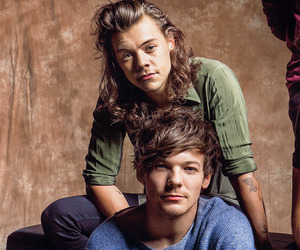 louis tomlinson, larry, and larry stylinson image