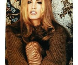 beauty, fashion, and cindy crawford image