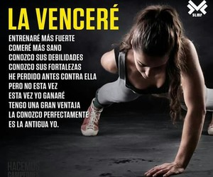 fitness, yo, and frases image