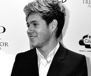 1d, niall horan, and smile image