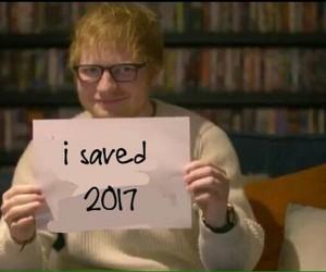 ed sheeran, music, and 2017 image