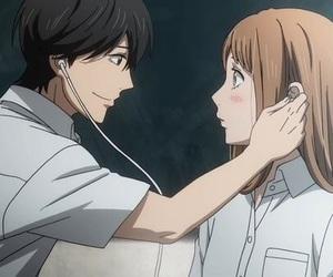 orange, anime, and kakeru image