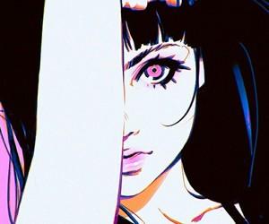 anime, art, and art girl image