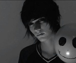 johnnie guilbert, emo, and mde image