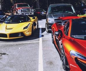 ferrari, exotic cars, and mclaren image