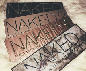 eyeshadow, naked, and palettes image