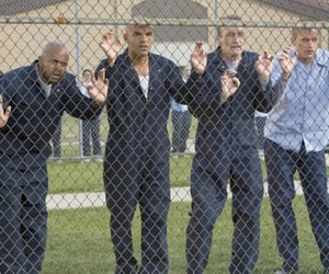 prison break, michael scofield, and c-note image