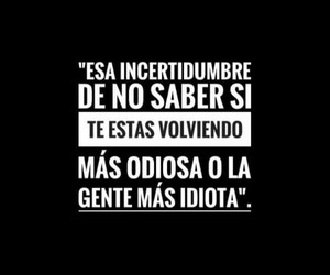 frases, gente, and mujeres image
