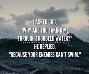 quotes and god image