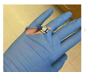 ring, medicine, and doctor image