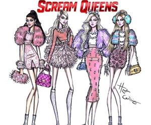 scream queens, hayden williams, and chanel image