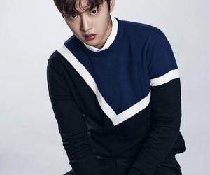 actor, shin won ho, and cross gene image