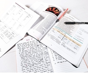 book, college, and planner image