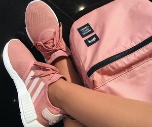 adidas, beauty, and footwear image