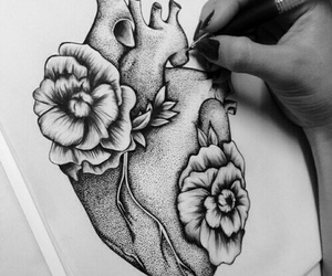 dibujos, heart, and weheartit image