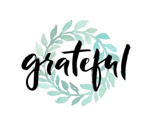 grateful and quotes image
