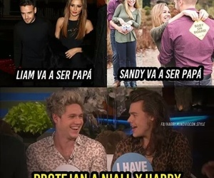 Sandy, niall horan, and liam payne image