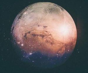 moon, amazing, and galaxy image