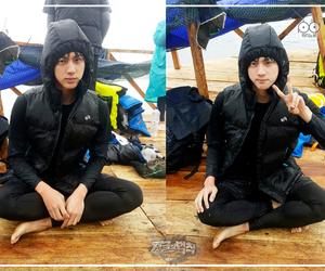 boy, korea, and seokjin image