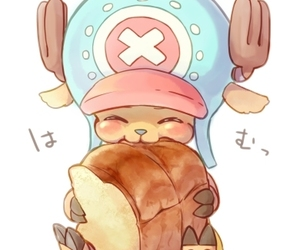 chopper, one piece, and anime image