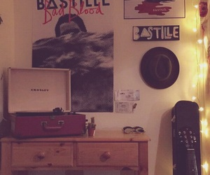 bastille, bedroom, and cosy image