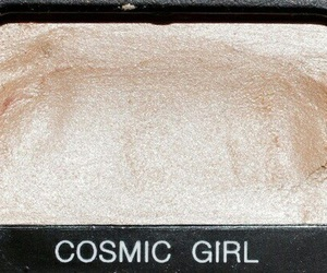 makeup, eyeshadow, and cosmic girl image