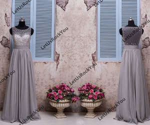 etsy, bridesmaid dresses, and long prom dresses image