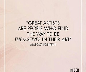 artists, dance, and inspiration image
